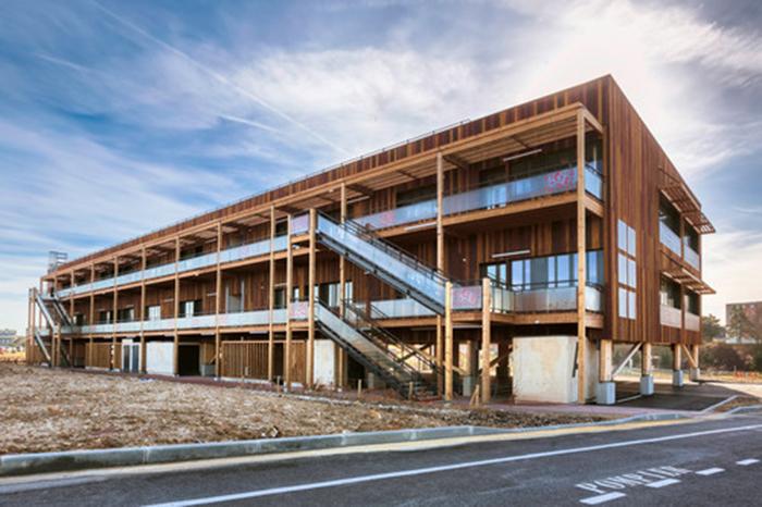 R f rences architecturales book portfolio for Conception et bureau du batiment