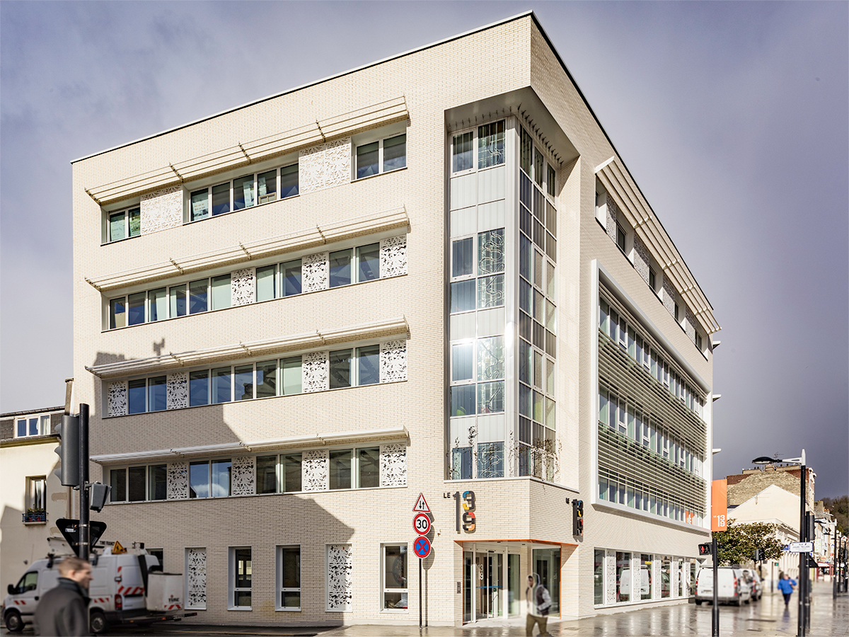 Ateliers agence d 39 architecture au havre et en normandie for Bureau de change le havre