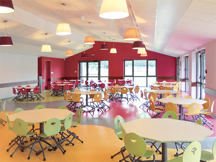 Decoration cantine scolaire br02 jornalagora for Restauration collective alsace